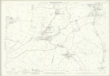 Gloucestershire LV.12 (includes: Falfield; Ham and Stone; Hill; Rockhampton) - 25 Inch Map