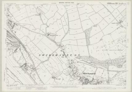 Somerset II.8 (includes: Bristol; Easton In Gordano) - 25 Inch Map