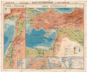 Asie occidentale