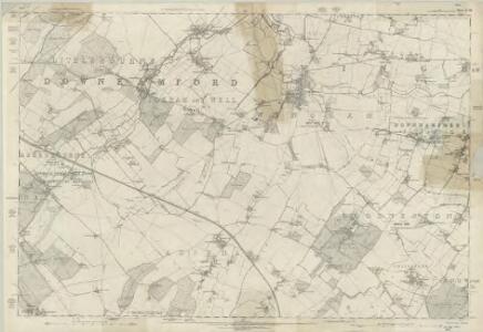 Kent XLVII - OS Six-Inch Map
