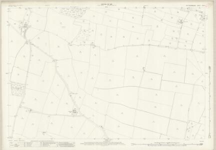 Nottinghamshire XXX.6 (includes: Bathley; Caunton; South Muskham) - 25 Inch Map