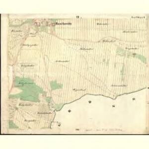 Roschowitz - c6390-1-002 - Kaiserpflichtexemplar der Landkarten des stabilen Katasters