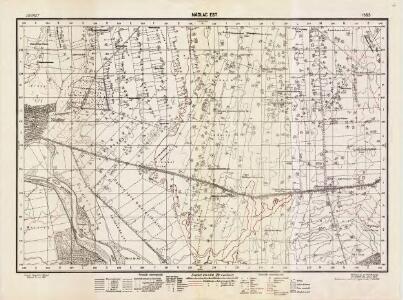Lambert-Cholesky sheet 1563 (Nădlac Est)