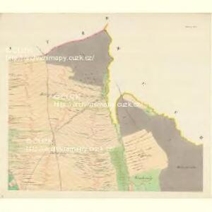Koritna - m1278-1-002 - Kaiserpflichtexemplar der Landkarten des stabilen Katasters
