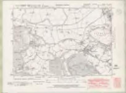 Stirlingshire Sheet n XVII.NW - OS 6 Inch map