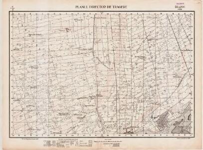 Lambert-Cholesky sheet 4036 (Găujani)