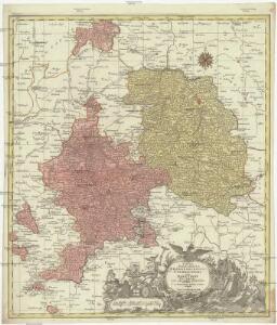 Tabulae principatus Brandenburgico-Culmbacensis sive Baruthini