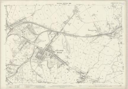 Cumberland LXVII.12 (includes: Arlecdon and Frizington) - 25 Inch Map
