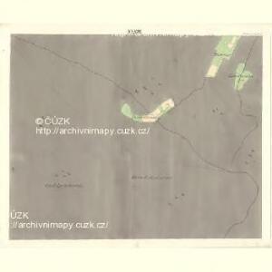 Ostrawitz - m2189-1-029 - Kaiserpflichtexemplar der Landkarten des stabilen Katasters