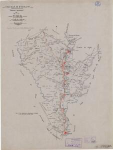 Mapa planimètric de Puig-reig