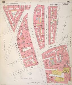 Insurance Plan of London Vol. VI: sheet 130