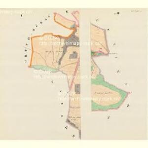Gross Boytel (Hruby Podolly) - m2328-1-001 - Kaiserpflichtexemplar der Landkarten des stabilen Katasters