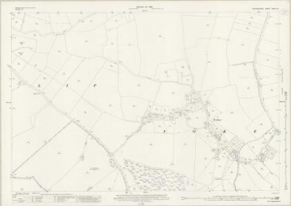 Oxfordshire XXVII.16 (includes: Fencott and Murcott; Islip; Noke; Woodeaton) - 25 Inch Map