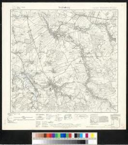 Meßtischblatt 74 (2880) : Seidenberg, 1934