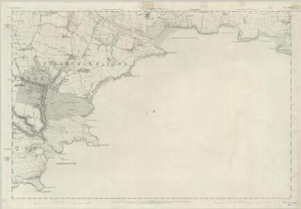 Pembrokeshire XLIII - OS Six-Inch Map