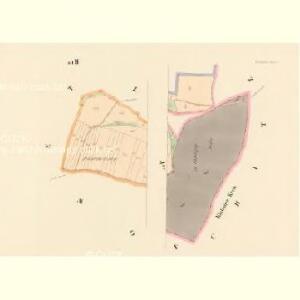 Bržežan (Bržežany) - c0607-1-006 - Kaiserpflichtexemplar der Landkarten des stabilen Katasters