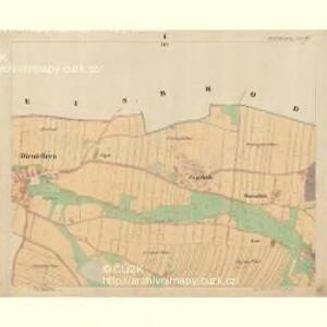 Lodus - c7544-1-001 - Kaiserpflichtexemplar der Landkarten des stabilen Katasters