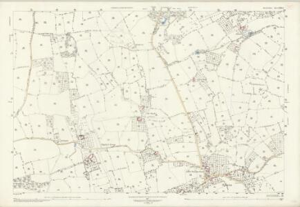 Herefordshire XVIII.13 (includes: Almeley; Lyonshall; Pembridge) - 25 Inch Map