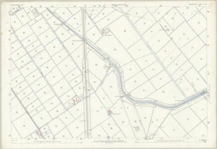 Huntingdonshire V.16 (includes: Holme; Yaxley) - 25 Inch Map
