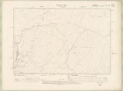Ayrshire Sheet LXXI.SW - OS 6 Inch map