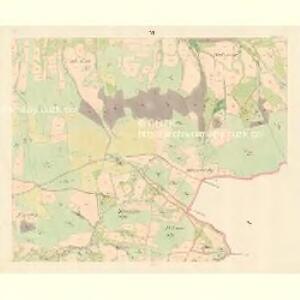 Witsche (Wiče) - m3395-1-006 - Kaiserpflichtexemplar der Landkarten des stabilen Katasters