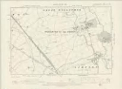 Buckinghamshire XV.NW - OS Six-Inch Map
