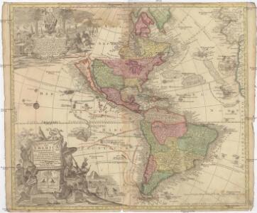 Novus orbis sive America meridionalis et septentrionalis