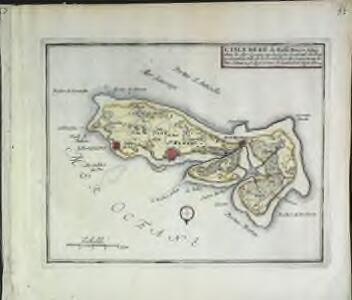 L'Isle de Ré de basse marée