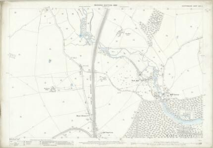 Hertfordshire XXXV.3 (includes: Bishops Hatfield) - 25 Inch Map
