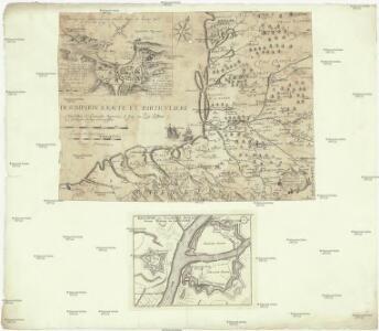 Descriptions exacte et particvliere des costes, et haures de Bayonne, St. Jean de Lux labour