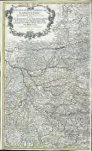 Gouvernement general de Languedoc qui comprend deux generalitéz sçavoir la generalité de Toulouse et celle de Montpellier, 1