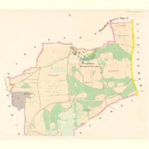 Wasserau - c5567-3-001 - Kaiserpflichtexemplar der Landkarten des stabilen Katasters