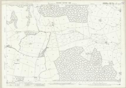 Shropshire XVII.5 (includes: Cheswardine; Eccleshall; Tyrley) - 25 Inch Map