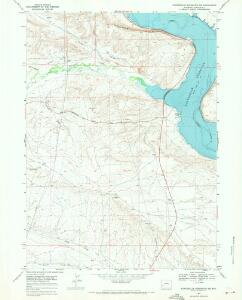 Fontenelle Reservoir SW