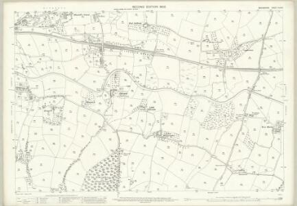 Devon XLV.8 (includes: Halberton; Tiverton) - 25 Inch Map