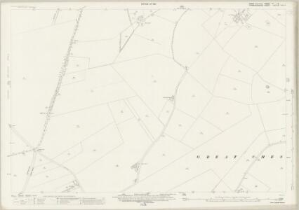 Essex (New Series 1913-) n I.15 (includes: Great Chesterford) - 25 Inch Map