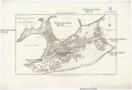 Geometrischer Grundiss der Stadt Alexandria
