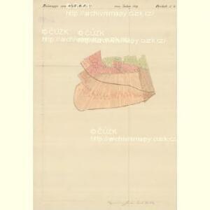 Probitz - m2405-1-003 - Kaiserpflichtexemplar der Landkarten des stabilen Katasters