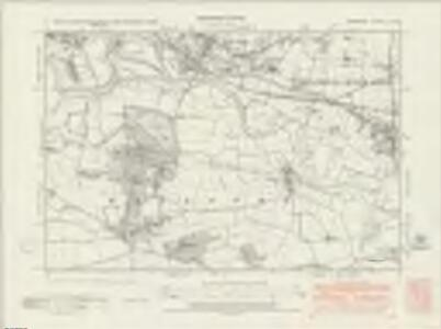 Derbyshire LV.NE - OS Six-Inch Map