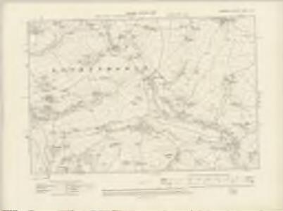 Cornwall XXVIII.NE - OS Six-Inch Map