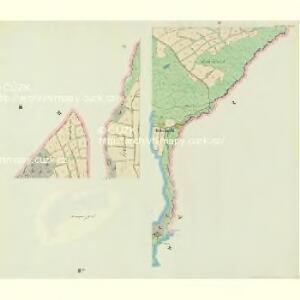 Ober Reith - c2114-2-004 - Kaiserpflichtexemplar der Landkarten des stabilen Katasters