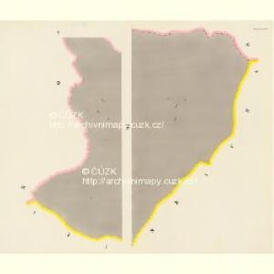 Temmerschlag - c4856-1-005 - Kaiserpflichtexemplar der Landkarten des stabilen Katasters