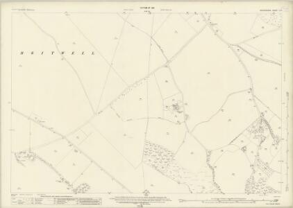 Oxfordshire L.2 (includes: Britwell; Swyncombe; Watlington) - 25 Inch Map