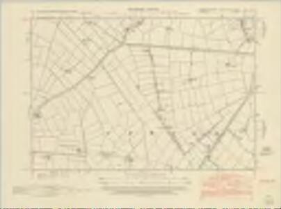Cambridgeshire XII.SE - OS Six-Inch Map