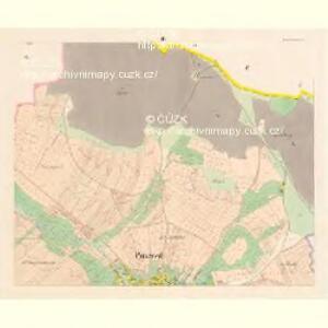 Putzeriet (Pocinovice) - c5861-1-003 - Kaiserpflichtexemplar der Landkarten des stabilen Katasters