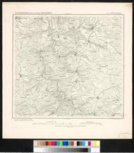 Meßtischblatt 29 : Gemünden, 1877