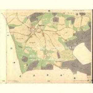 Suchenthal - c0647-2-003 - Kaiserpflichtexemplar der Landkarten des stabilen Katasters