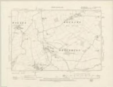 Bedfordshire XX.NW - OS Six-Inch Map