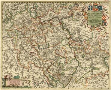 Electoratus et Palatinatus Rheni