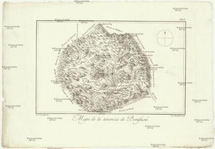 Mapa de la tenencia de Benifasá